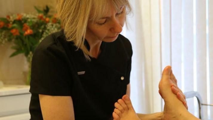 PTSD: Resetting the Body through Reflexology