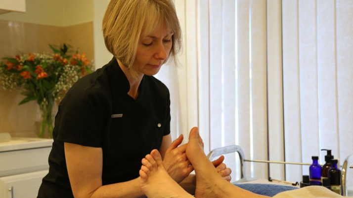 How I Came To Be A Reflexologist
