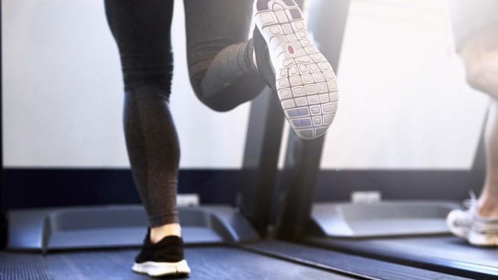 Reflexology for runners